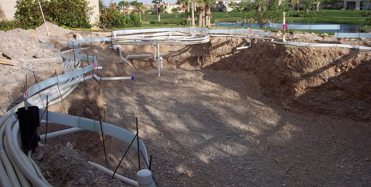 Phase 3:  Plumbing