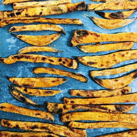 Long-Lasting Foods: Sweet Potatoes + Recipe for Sweet Potato Fries