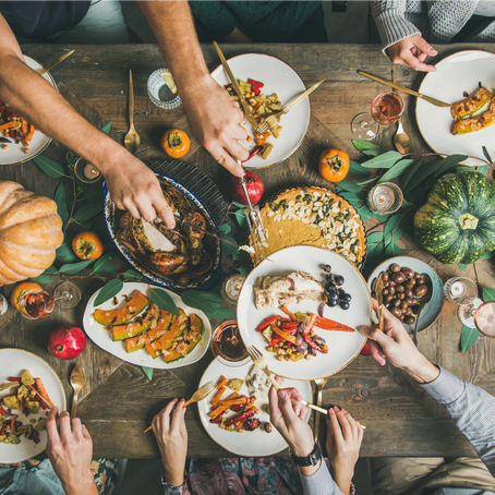 3 Dietitian Tips to Feel in Control at Holiday Meals