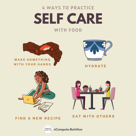 4 Ways to Practice Self-Care With Food