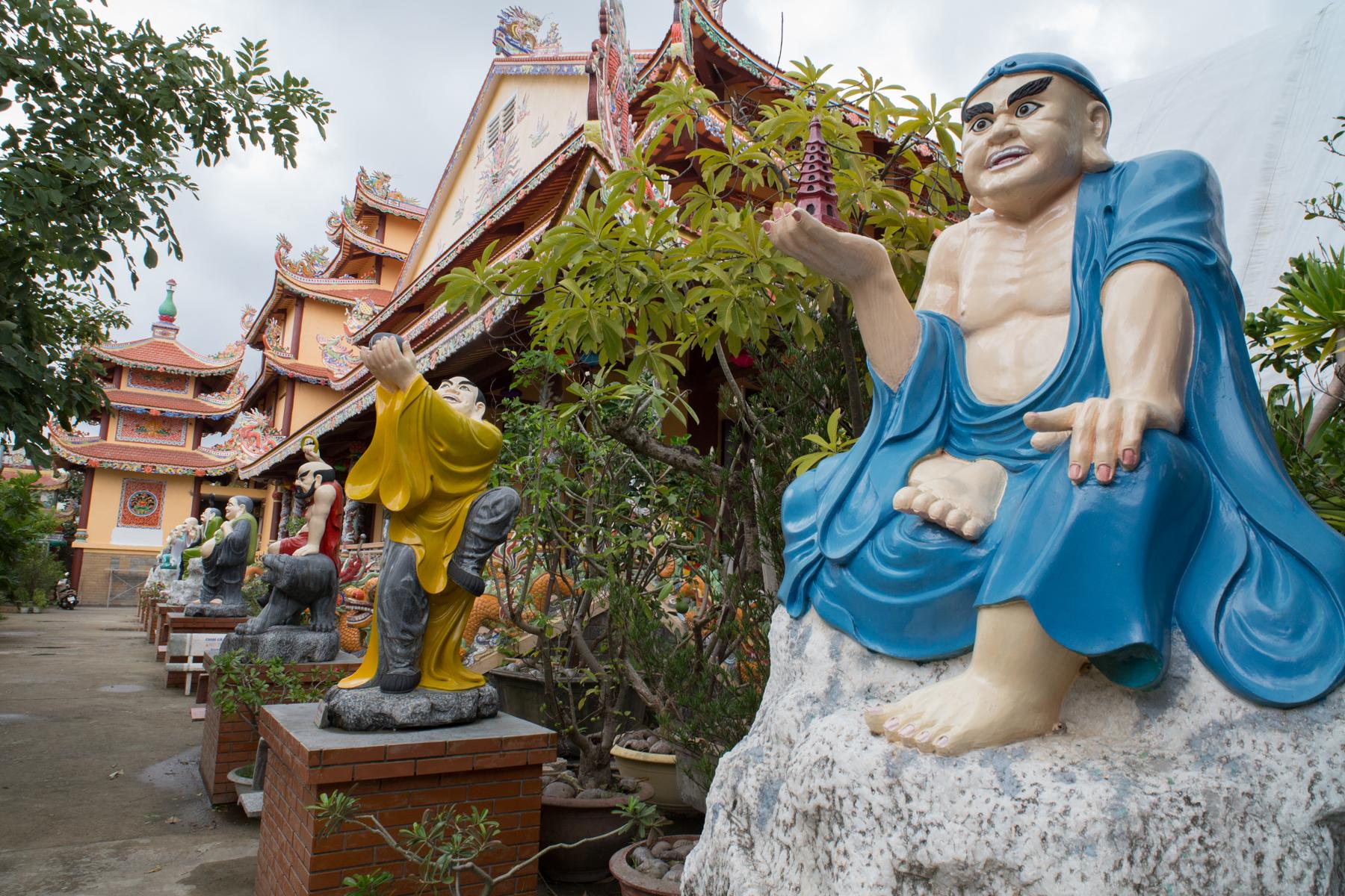 Temple in Da Nang