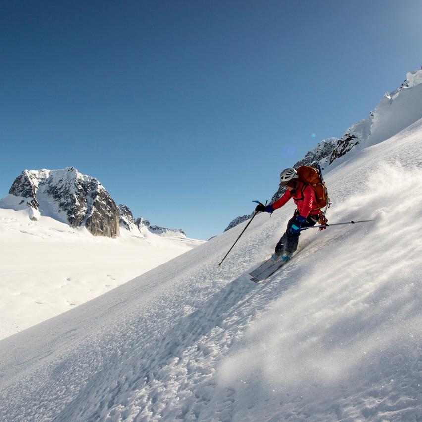 Actually Skiing
