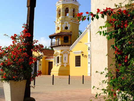 Aimless Wanderings in Colombia Part 2: Mompox and Cartagena