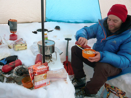Packing Light, and Packing Right: Part 3... Hot Food and Clean Water