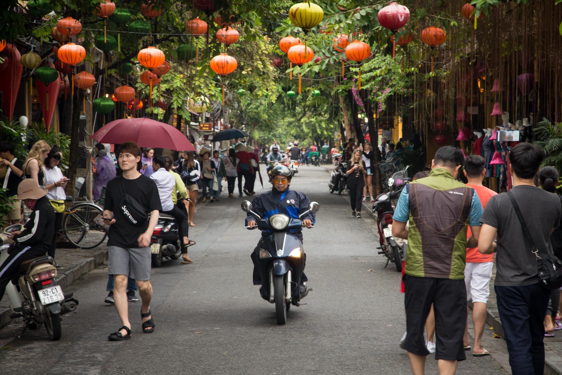 Hoi An Tourist District