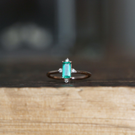 Stale & Co | Emerald Ring