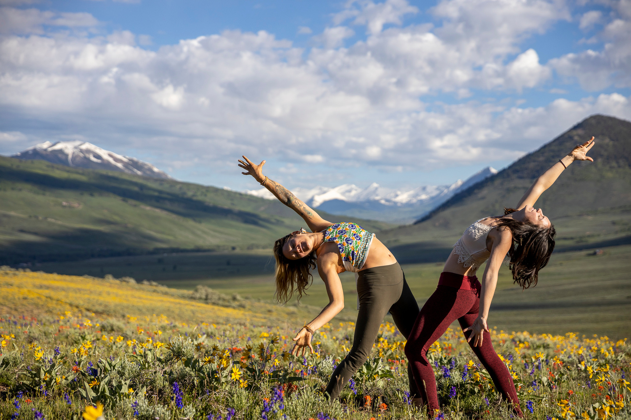 Yoga For Special Events