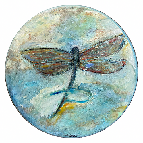Dragonfly Round