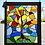Thumbnail: Abstract Tree, stained glass