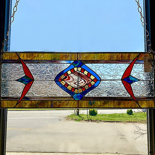 13x35 Stained Glass