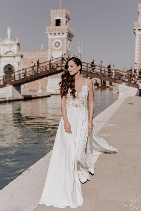 Venezia Amore Bridal Collection by KozaricsViktorDress