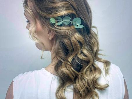 Alkalmi frizura esküvőkre!