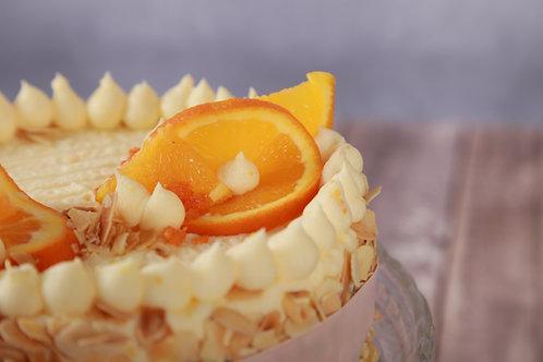 Répa torta (Főzött krémes)