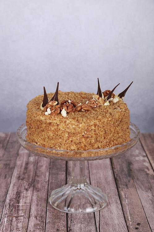Dió torta (Cukormentes)
