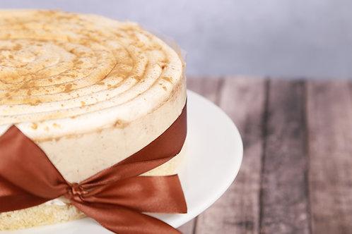 Cappuccino mousse (Tejszínes alap)