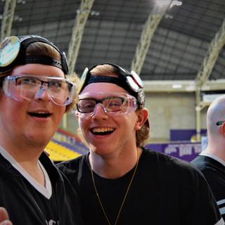 Owen and Zach