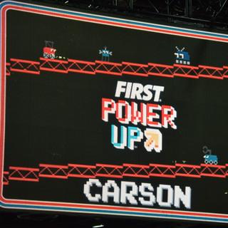 First Power Up