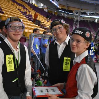 Zach, Owen, and Ashley