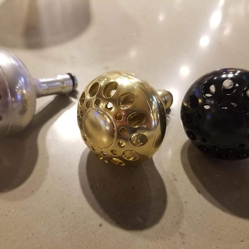 Round 28 mm Handle Knobs