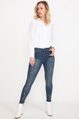 Laser Cut Jean
