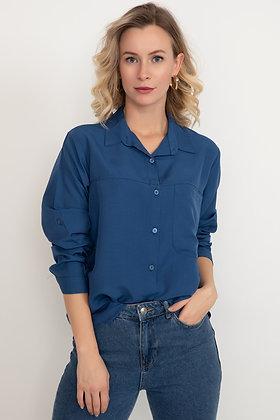 Buttoned Pocket Shirt