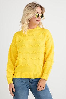 Knitwear Pattern Sweater