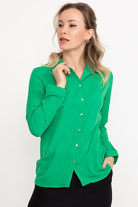 Collared Flat Shirt