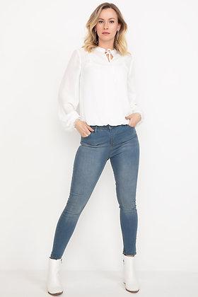 Shaded Jean Pants