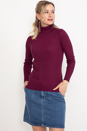 Long Neck Sweater