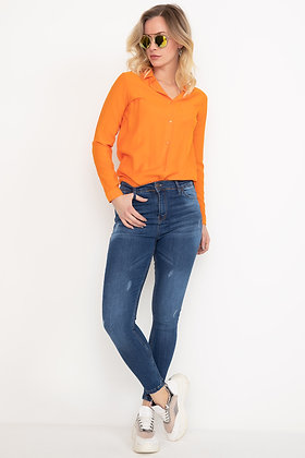 Shaded Blue Jean