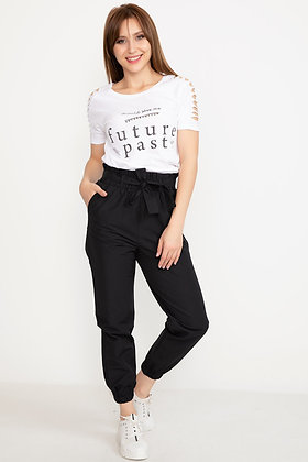 Trousers With Waist Elastic