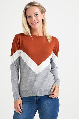 Knitwear V Sweater