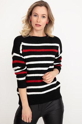 Knitwear Striped Sweater