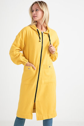 Yellow Long Pocketed Stamp Trench