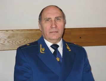 Прокурорские  арлекины.