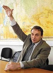 М.Трепашкин:  Я   из  рода  кривичей,  занимавшихся  льноводством