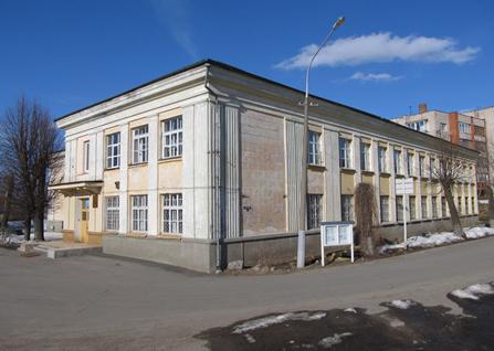 Режиссерское  отделение  Витебского  КПУ (ул.Чехова,  19)