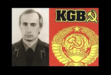 Путин  в  КГБ  СССР