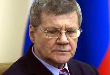 «Я предложил  Генеральному  прокурору  России  пари,  от которого  Генпрокуратура  трусливо   отказа