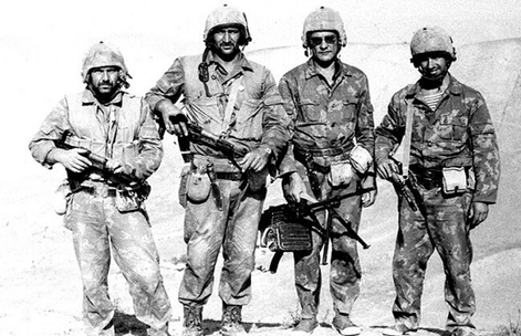 Чем занималась группа «Каскад» Комитета госбезопасности СССР в Афганистане