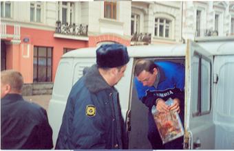 Михаил Трепашкин обидел КГБ СССР