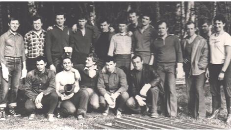 10  факультет  ВКШ  КГБ  СССР  им. Ф.Э.Дзержинского   (1979-1984 гг.)