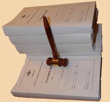 Нельзя  направлять в  суд   уголовное  дело,  по  которому  не предъявлено  обвинение