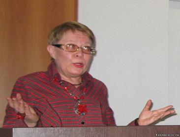 Заключение  профессора  кафедры  уголовного  права  УрГЮА  Кондрашовой  Т.В.  от  31  января  2007 г