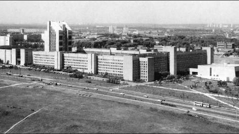 История Академии ФСБ России