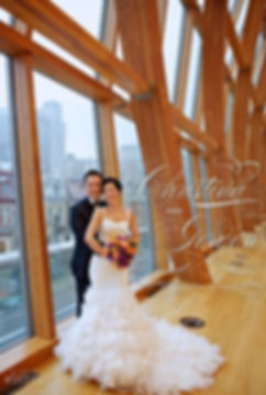 AGO Art Gallery of Ontario Wedding by THE ONE BRIDAL
