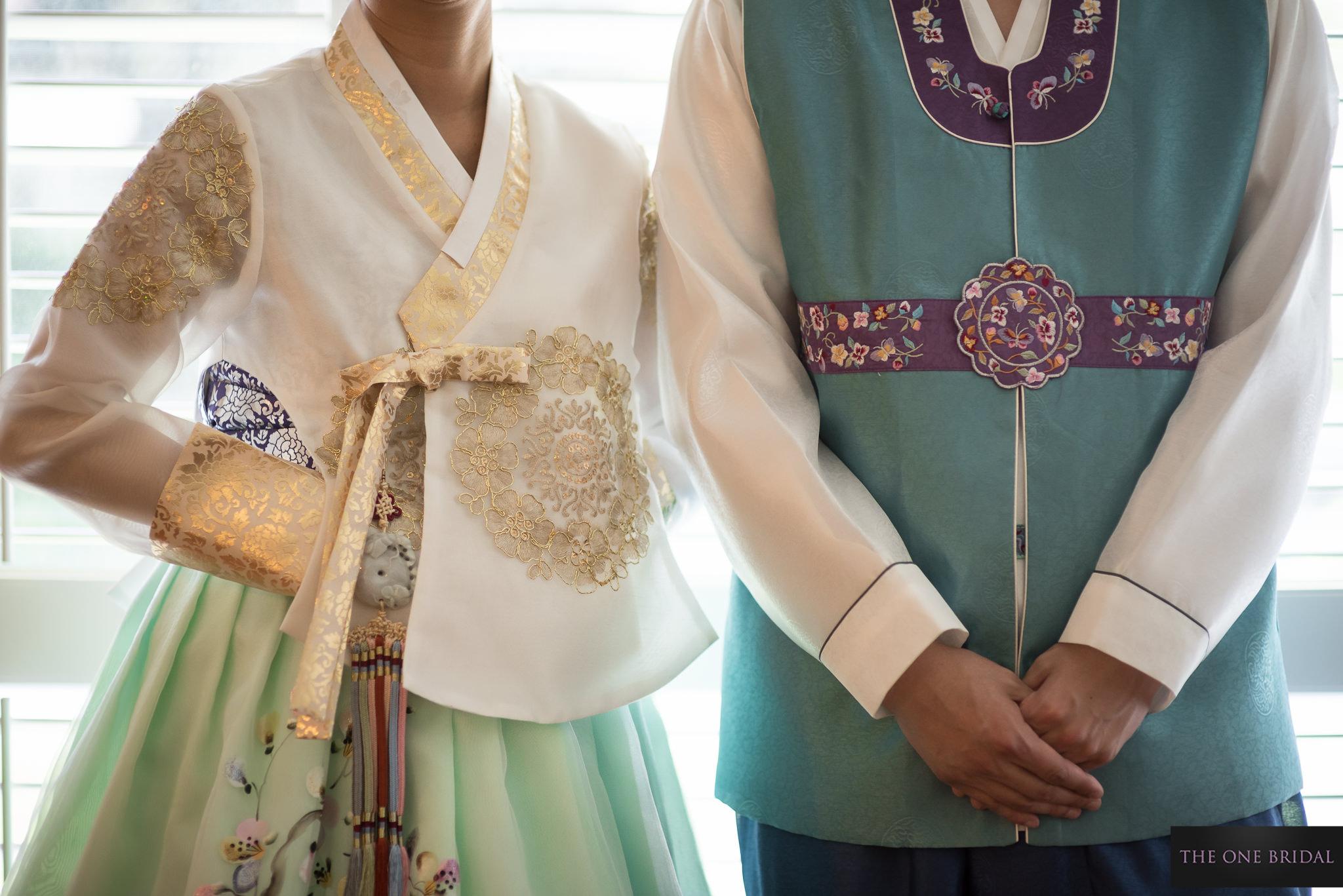 Korean Wedding at Chateau Le Jardin