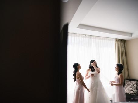 Shangri-La Toronto Hotel Wedding Photos