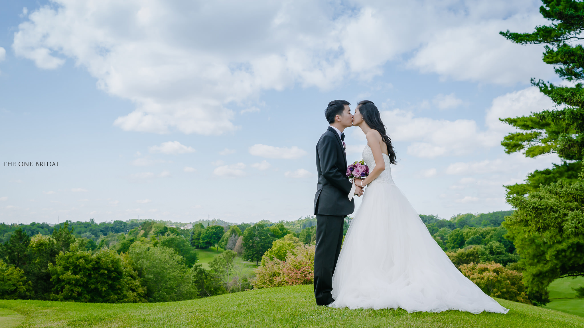 The Country Club Wedding, Woodbridge