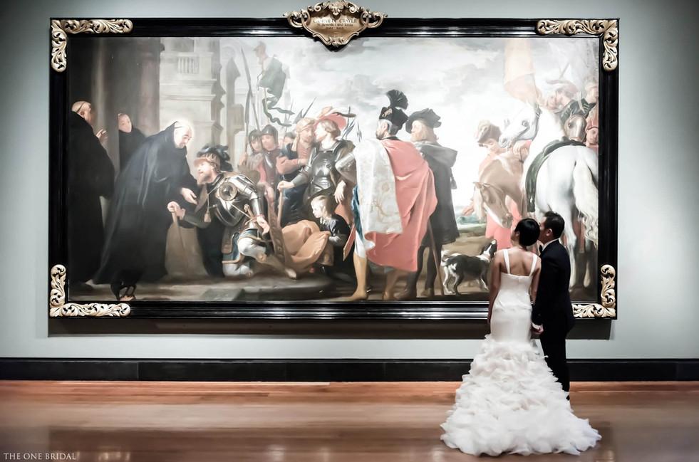 Art Gallery of Ontario WeddingArt Gallery of Ontario Wedding